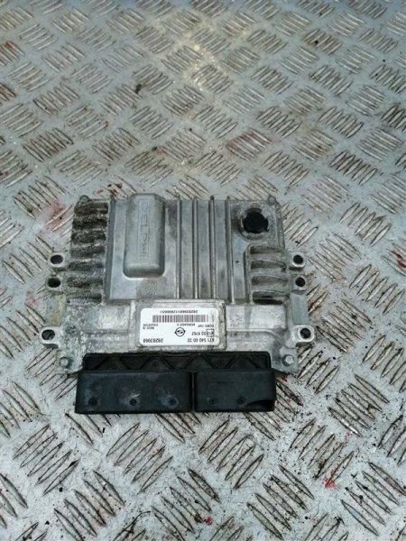 Блок управления двигателем Ssangyong Actyon New CK D20T 2012 (б/у)