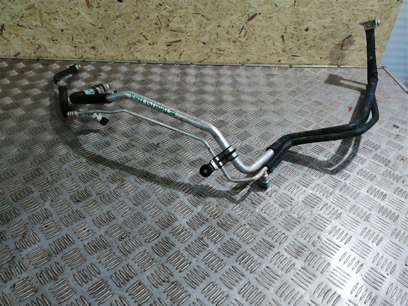 Трубки кондиционера Ssangyong Actyon New CK D20T 2012 (б/у)