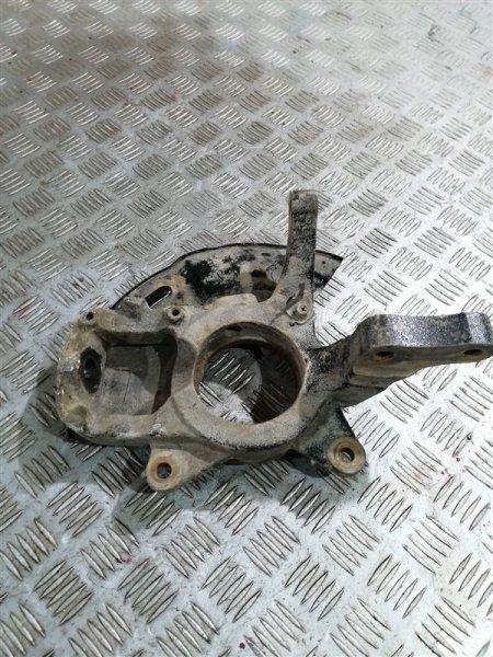 Кулак поворотный Ssangyong Actyon New CK D20T 2012 передний левый (б/у)