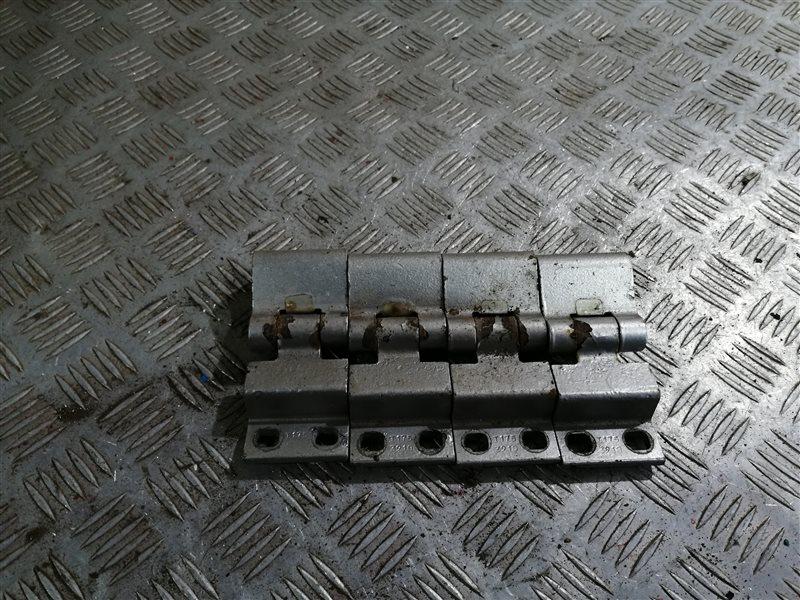 Петля двери Fiat Doblo 223 350A1000 2011 задняя (б/у)