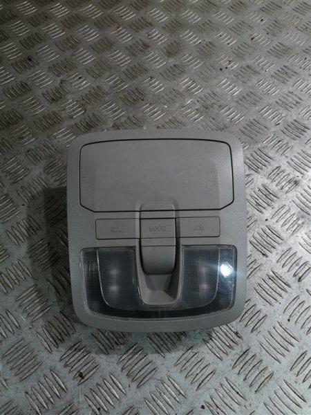 Плафон Ssangyong Actyon New CK D20T 2012 передний (б/у)