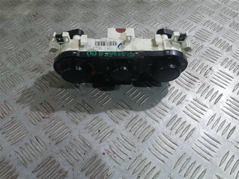 Блок управления печкой Fiat Albea 350A1000 2011 (б/у)