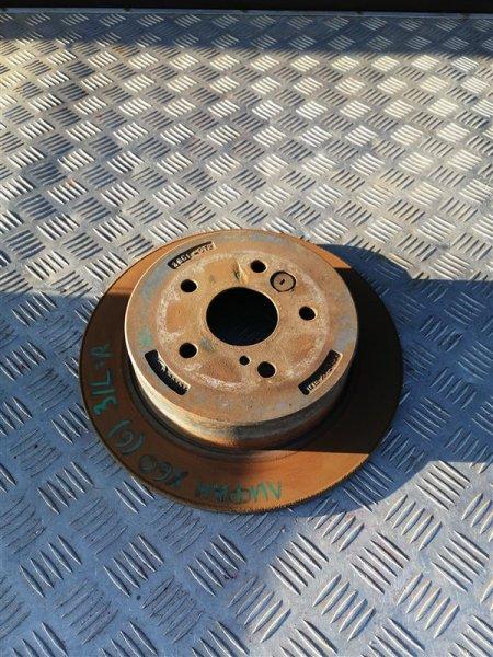 Тормозной диск Lifan X60 LFB479Q 2014 задний левый (б/у)