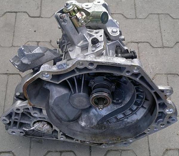 Мкпп Chevrolet Aveo T250 B12D1 2008 (б/у)