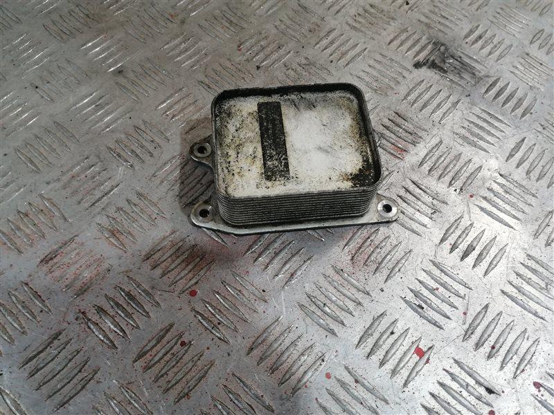 Радиатор масляный Skoda Octavia 5E CZD 2017 (б/у)