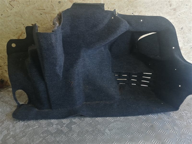 Обшивка багажника Fiat Albea 350A1000 2008 задняя левая (б/у)