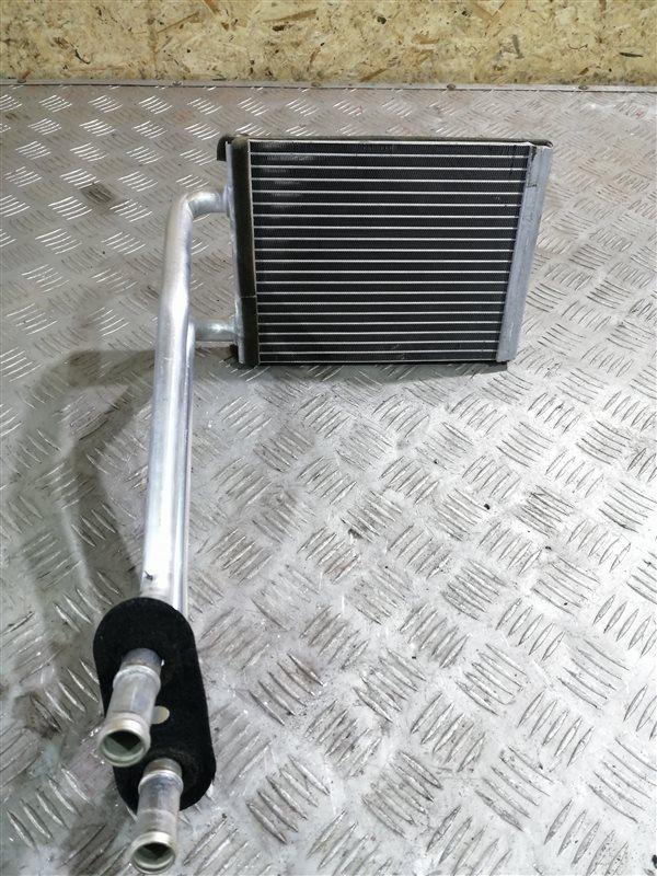 Радиатор печки Ssangyong Actyon New CK G20 2014 (б/у)