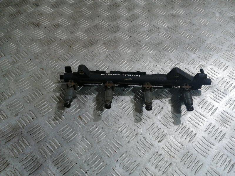 Топливная рампа Kia Spectra LD S6D 2007 (б/у)