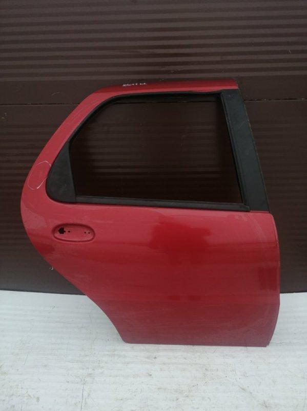 Дверь Fiat Albea 350A1000 2008 задняя правая (б/у)