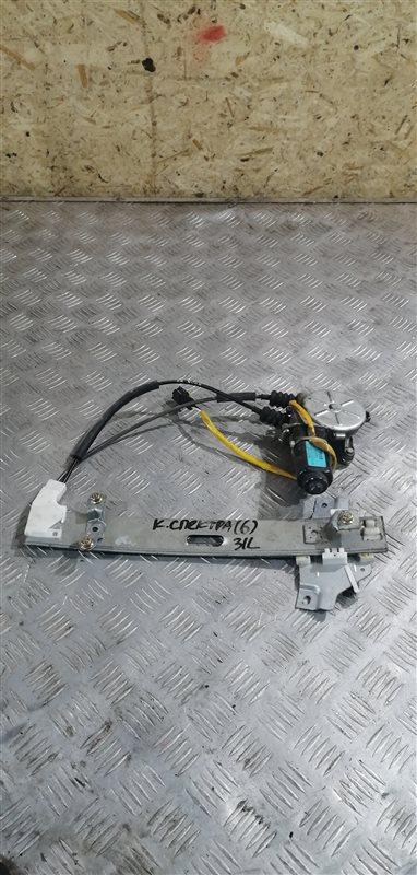 Стеклоподъемник Kia Spectra LD S6D 2007 задний левый (б/у)