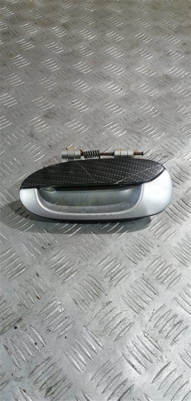 Ручка двери внешняя Kia Spectra LD S6D 2007 задняя левая (б/у)