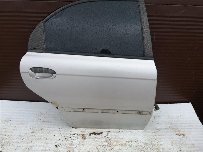 Дверь Kia Spectra LD S6D 2007 задняя правая (б/у)