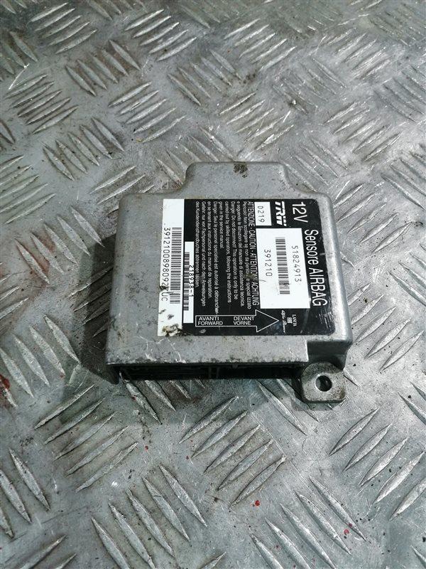 Блок управления аирбаг Fiat Albea 350A1000 2008 (б/у)