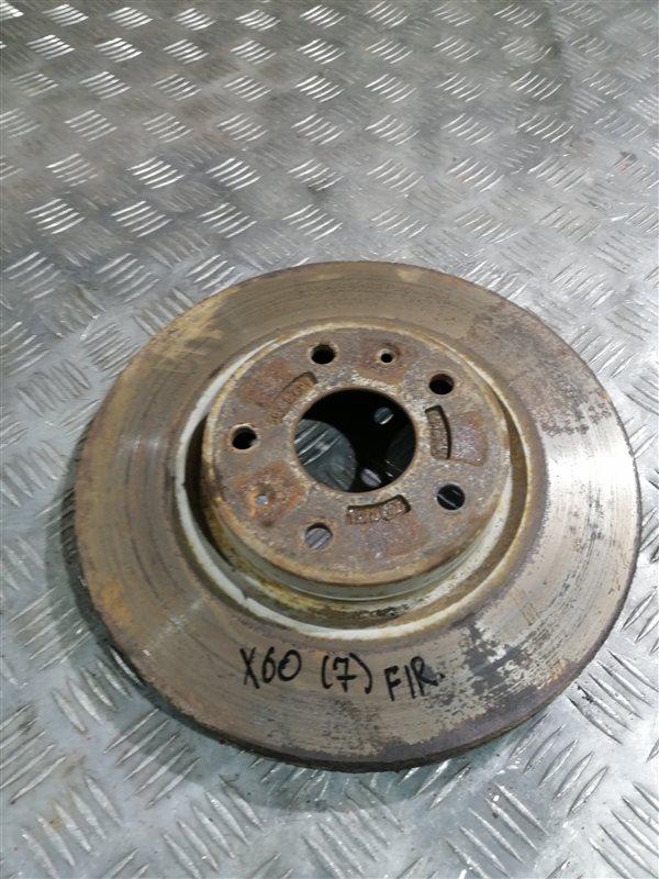 Тормозной диск Lifan X60 LFB479Q 2017 передний правый (б/у)