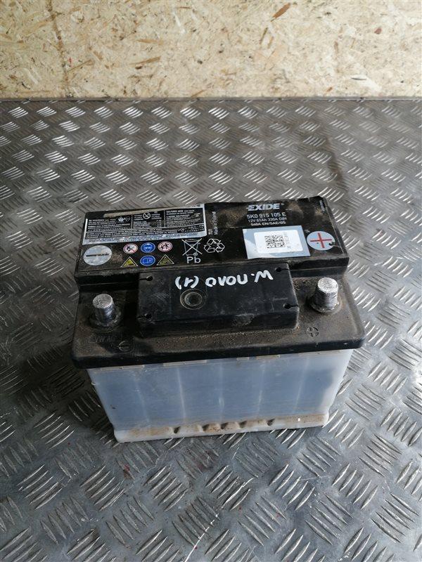 Аккумулятор Volkswagen Polo 612 CFNA 2013 (б/у)