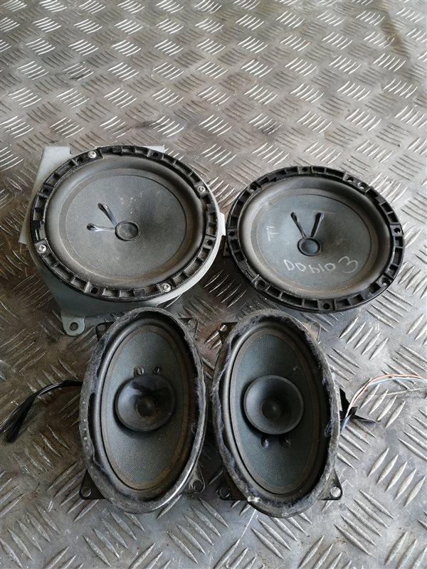Динамик Fiat Doblo 223 350A1000 2011 (б/у)