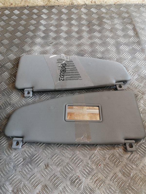 Козырек солнцезащитный Fiat Doblo 223 350A1000 2011 (б/у)