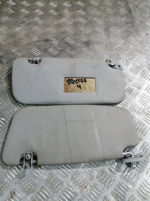 Козырек солнцезащитный Kia Spectra LD S6D 2007 (б/у)