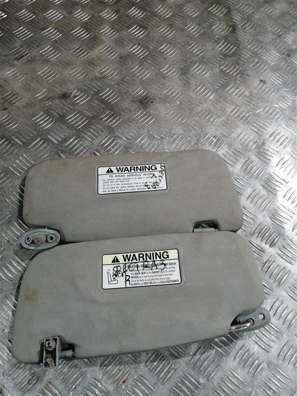 Козырек солнцезащитный Kia Spectra LD S6D 2009 (б/у)