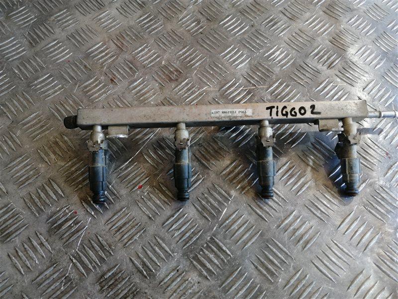 Топливная рампа Vortex Tingo T11 SQR 481FC 2011 (б/у)