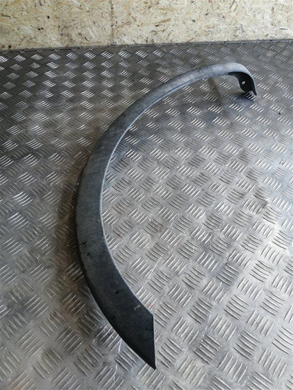 Накладка на крыло Lifan X60 LFB479Q 2017 задняя правая (б/у)
