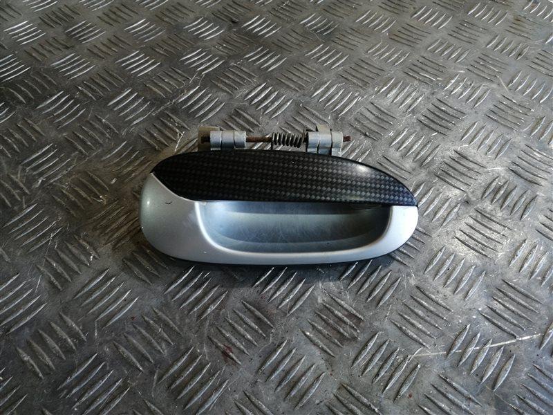 Ручка двери внешняя Kia Spectra LD S6D 2007 задняя правая (б/у)