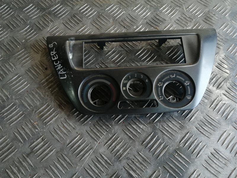 Рамка под магнитолу Mitsubishi Lancer 9 CS1A 4G18 2007 (б/у)