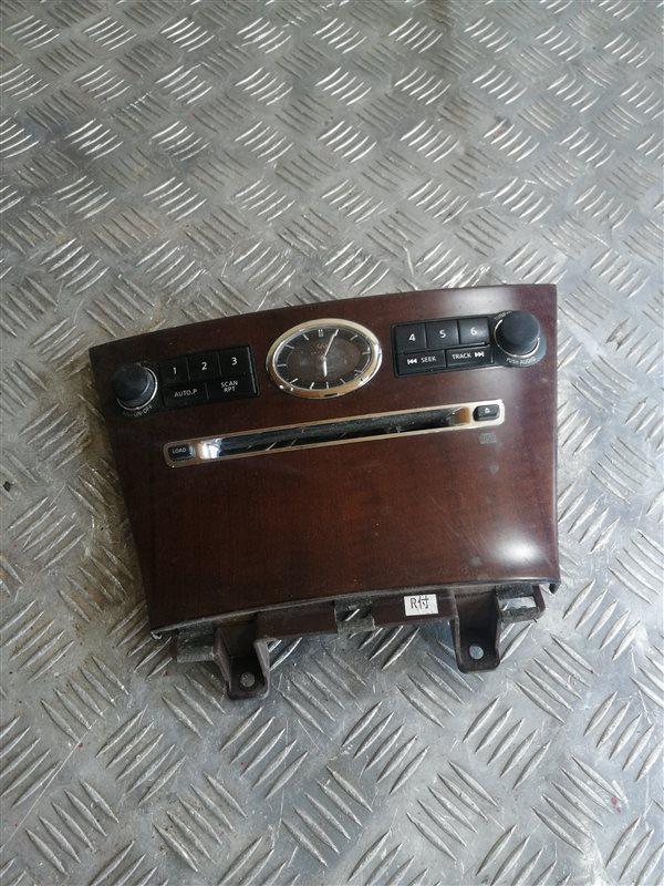 Декоративная накладка Infiniti M35 Y50 VQ35 2008 (б/у)