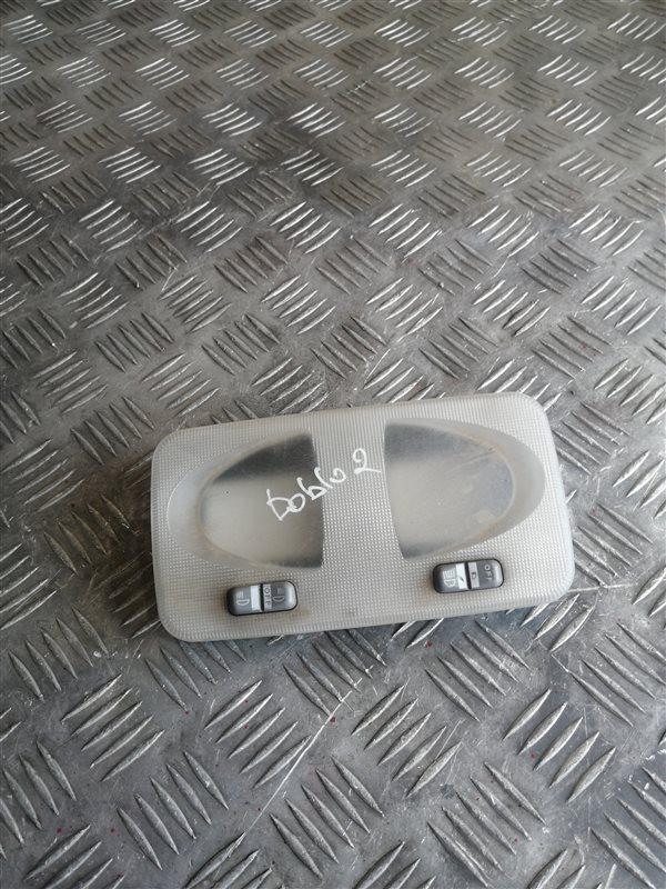 Плафон Fiat Doblo 223 350A1000 2011 передний (б/у)