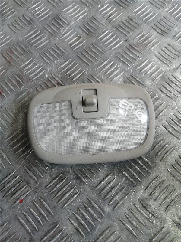 Плафон Chevrolet Epica V250 X20D1 2007 задний (б/у)