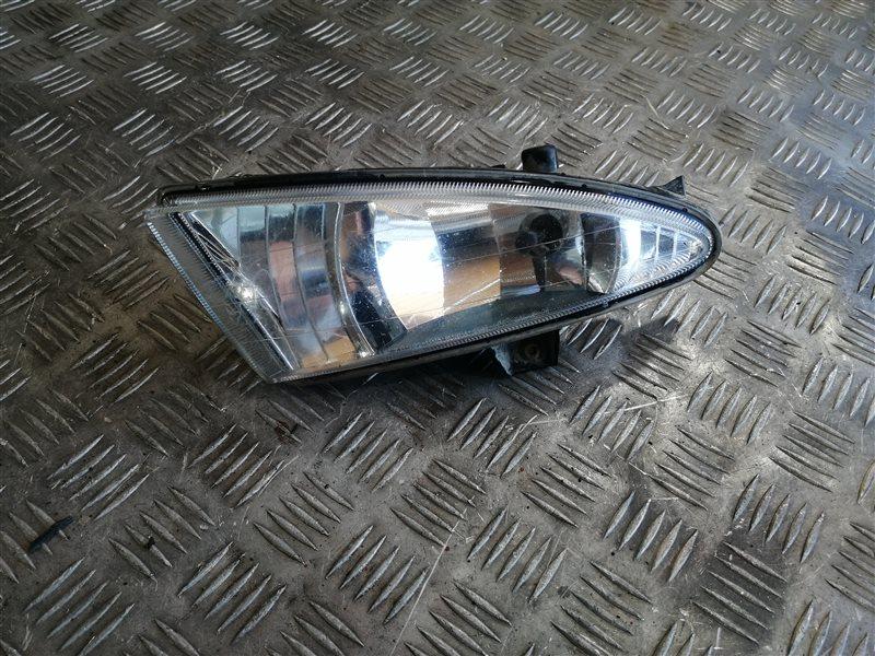 Фара противотуманная Hyundai Elantra HD G4FC 2008 передняя левая (б/у)