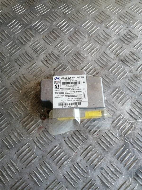 Блок управления аирбаг Hyundai Elantra HD G4FC 2008 (б/у)