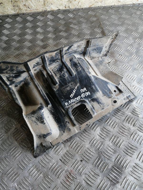 Пыльник двигателя Mitsubishi Lancer 10 CY2A 4A91 2008 передний правый (б/у)