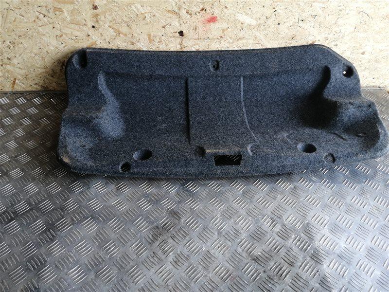 Обшивка крышки багажника Mitsubishi Lancer 10 CY2A 4A91 2008 задняя (б/у)