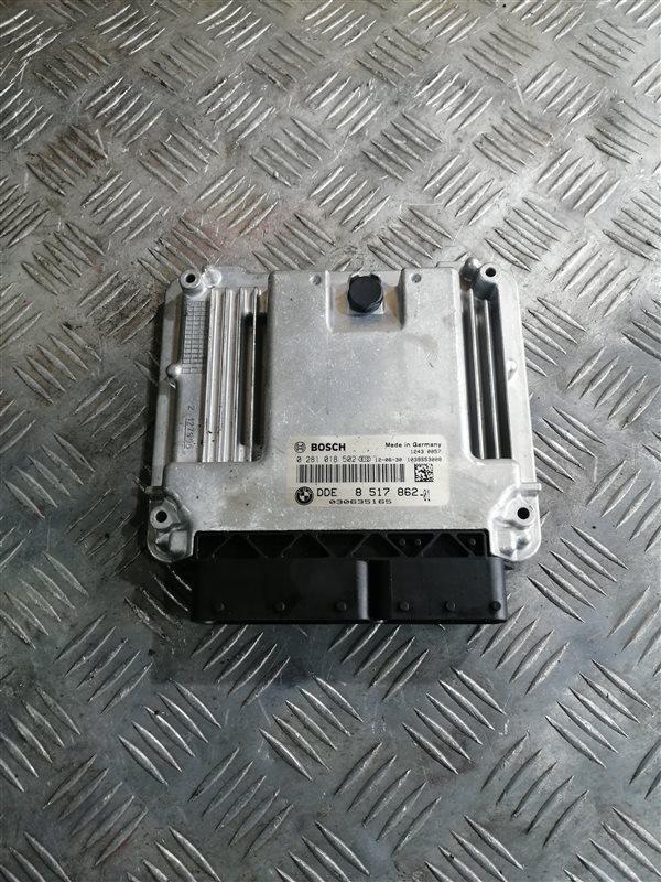 Блок управления двигателем Bmw X3 F25 N47D20C 2013 (б/у)