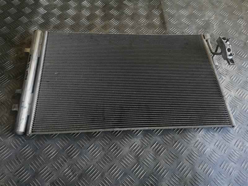 Радиатор кондиционера Bmw X3 F25 N47D20C 2013 (б/у)