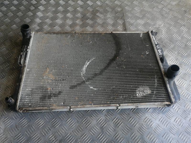 Радиатор двс Bmw X3 F25 N47D20C 2013 (б/у)
