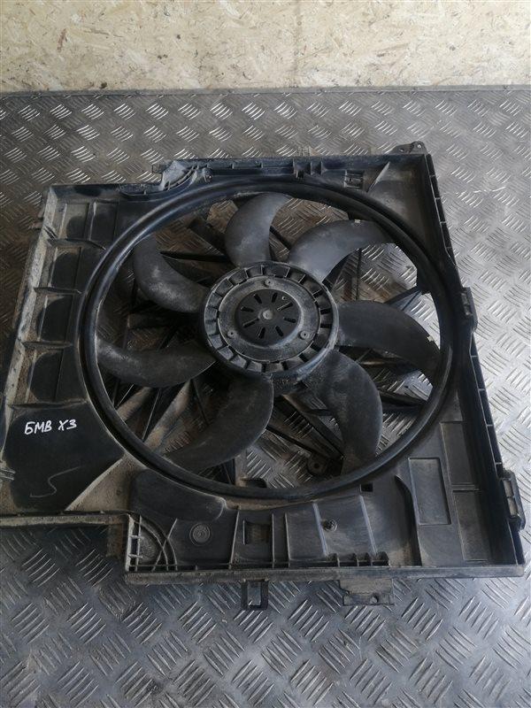 Диффузор в сборе Bmw X3 F25 N47D20C 2013 (б/у)