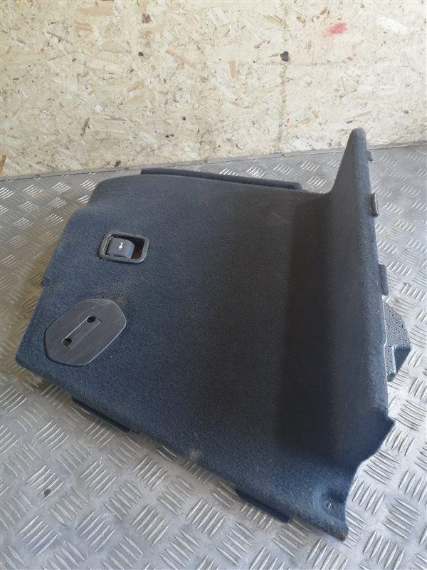 Обшивка багажника Bmw X3 F25 N47D20C 2013 задняя правая (б/у)