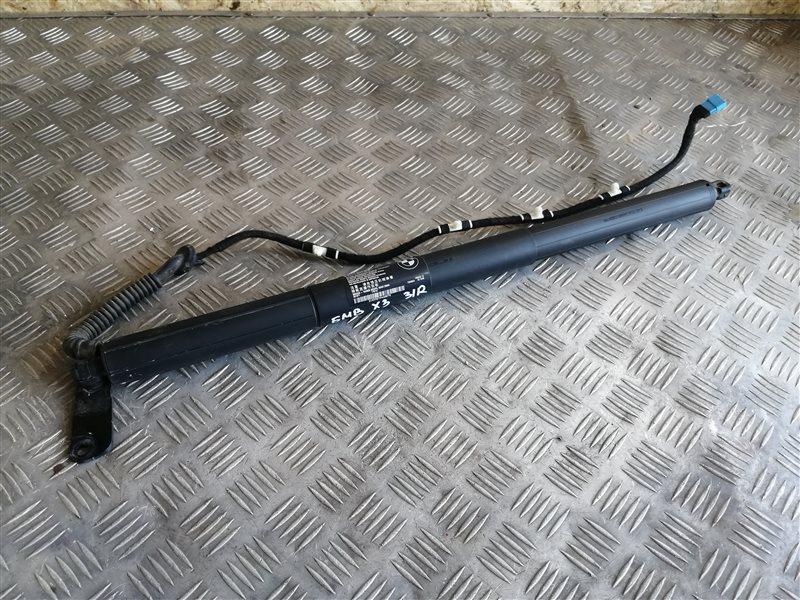Амортизатор багажника Bmw X3 F25 N47D20C 2013 задний правый (б/у)