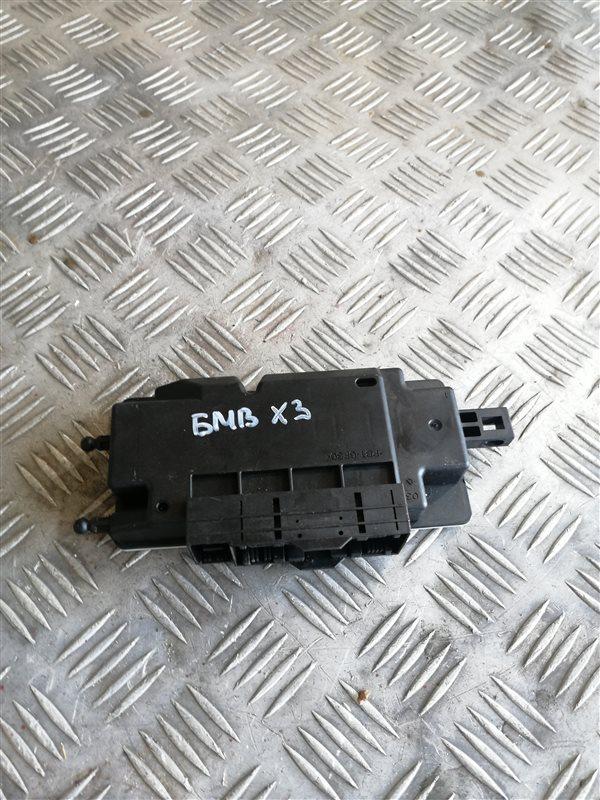 Блок управления аирбаг Bmw X3 F25 N47D20C 2013 (б/у)