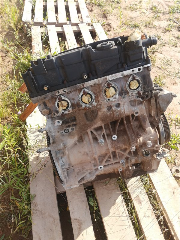 Двигатель Bmw X3 F25 N47D20C 2013 (б/у)