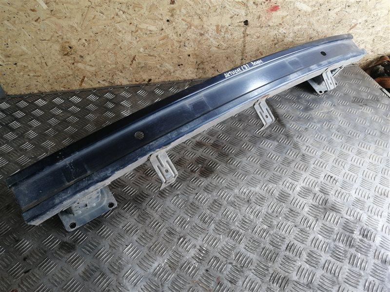 Усилитель бампера Ssangyong Actyon New CK G20T-001 2014 задний (б/у)
