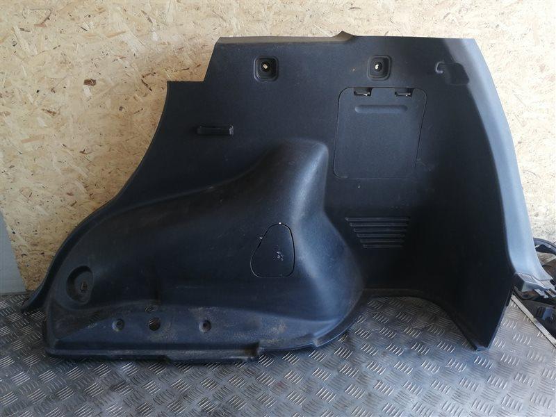 Обшивка багажника Lifan X60 LFB479Q 2013 задняя правая (б/у)