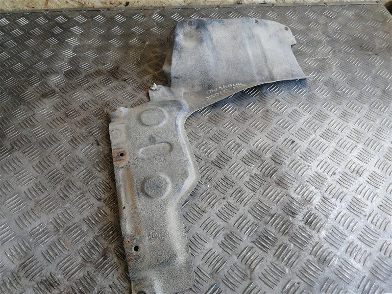 Пыльник двигателя Lifan X60 LFB479Q 2013 передний правый (б/у)