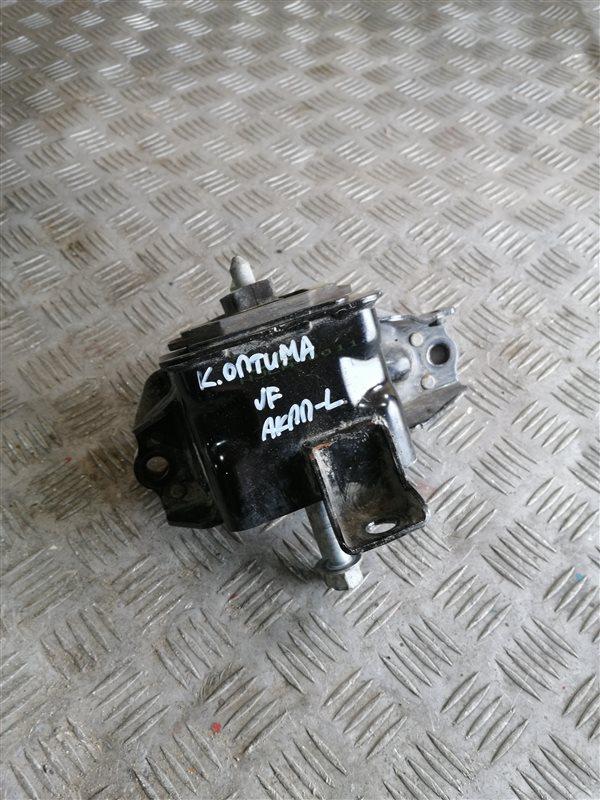 Опора двигателя Kia Optima 4 JF G4KH 2019 передняя левая (б/у)