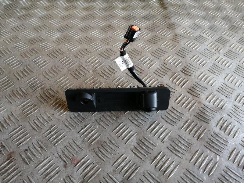 Камера заднего вида Kia Optima 4 JF G4KH 2019 задняя (б/у)