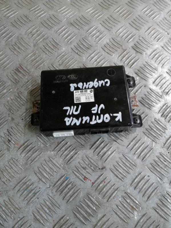 Электронный блок Kia Optima 4 JF G4KH 2019 (б/у)