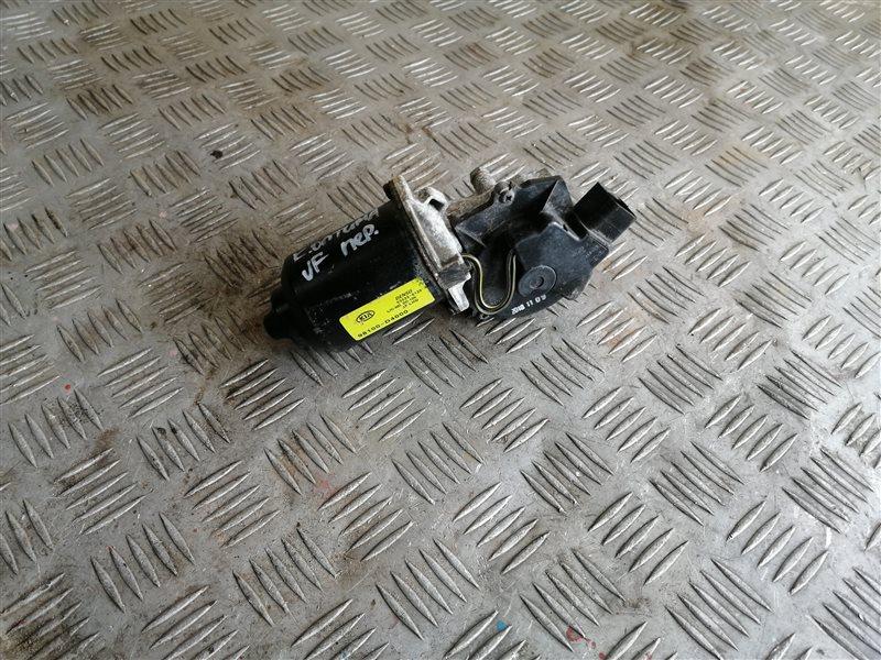 Моторчик дворников Kia Optima 4 JF G4KH 2019 передний (б/у)