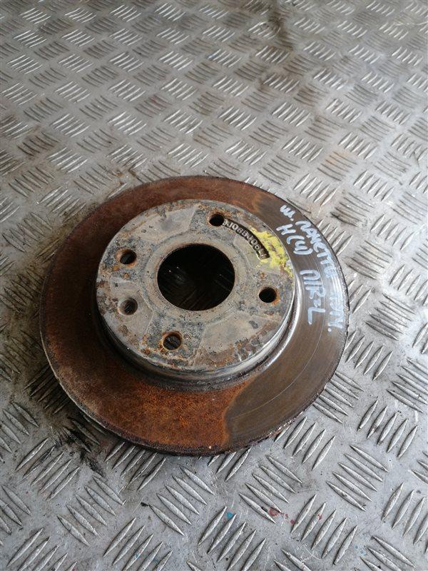 Тормозной диск Chevrolet Lacetti J200 F14D3 2008 передний правый (б/у)